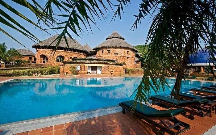 SwaSwara Resort in Gokarna