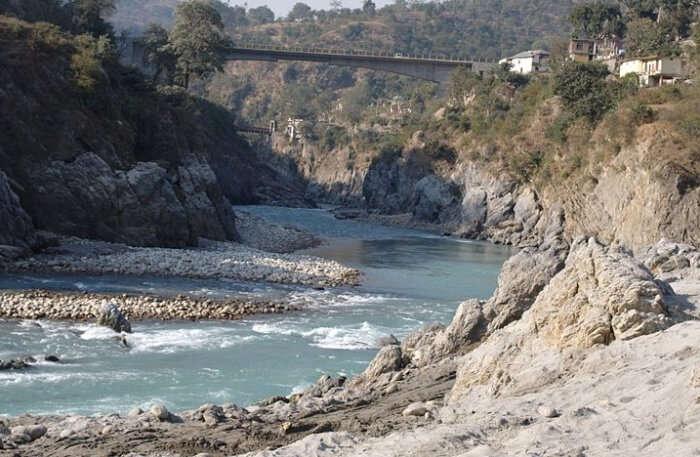 Tattapani River View
