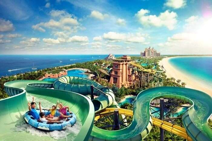 aquaventure park in dubai