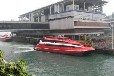 Hong Kong To Macau Ferry Guide