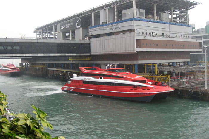 Hong Kong To Macau Ferry Guide