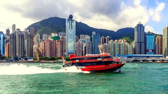 hong kong macau ferry