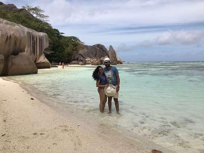 Grand Anse in Seychelles
