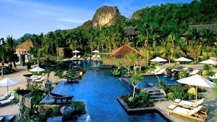 Four Seasons Resort in Langkawi
