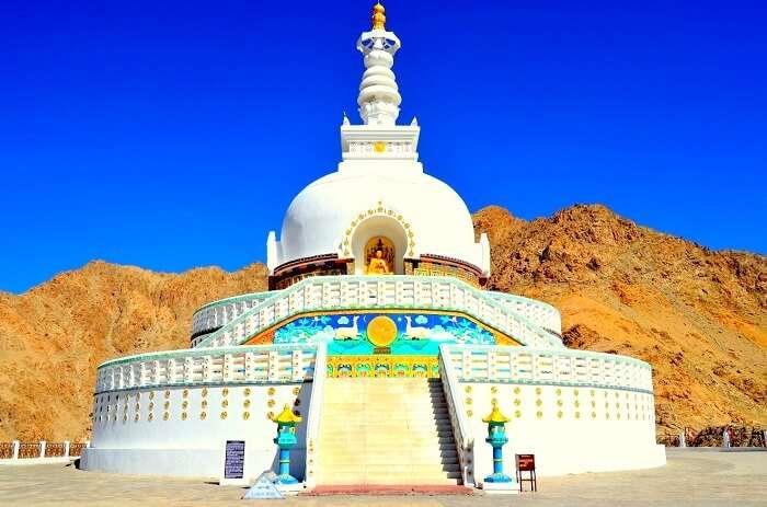 temples in Leh
