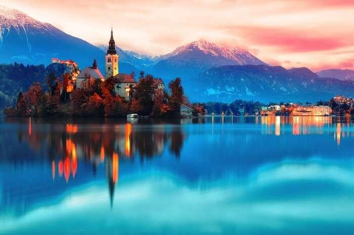 free wifi in Slovenia