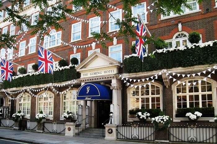 The Goring Hotel London