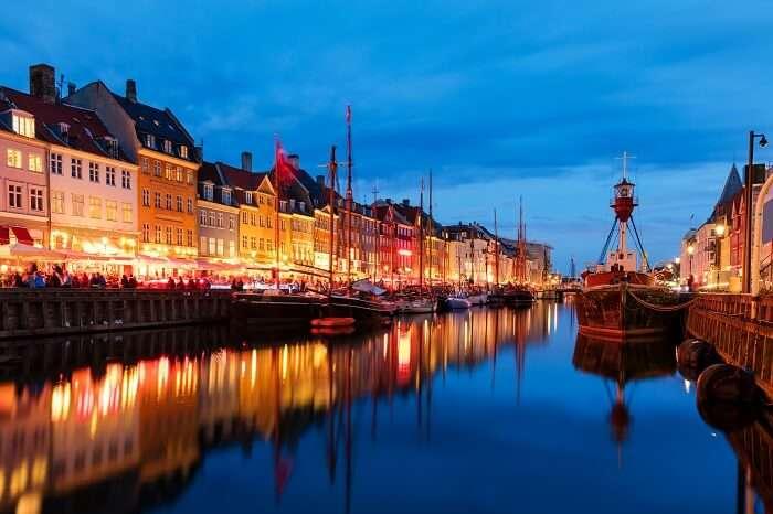 free wifi in Denmark