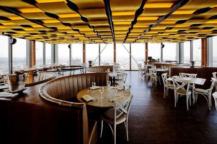 Duck & Waffle Restaurant London