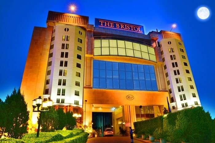 The Bristol Hotel Gurgaon