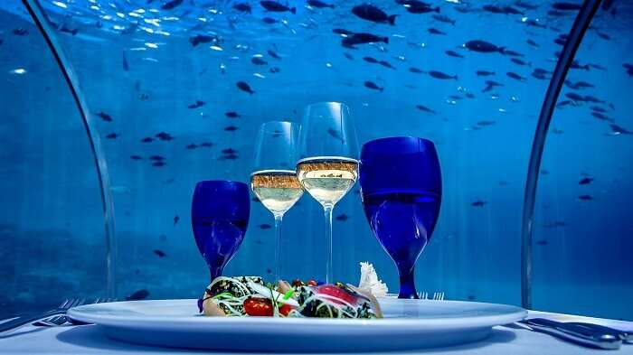 5 Underwater Restaurants In Maldives You Can T Afford To Miss