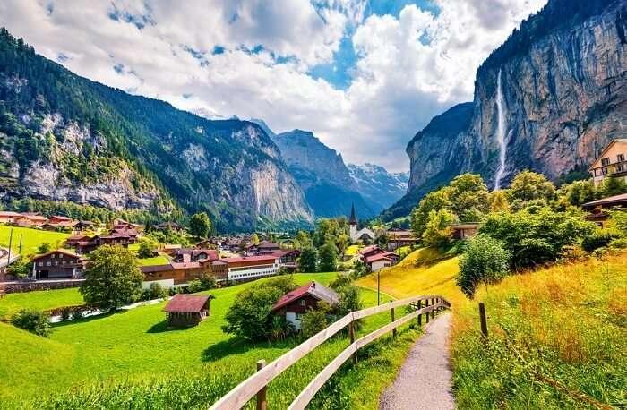 Public wifi in Switzerland