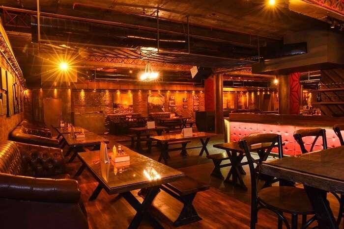 Warehouse Cafe Gurgaon