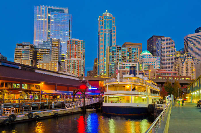 Alaska Cruise from Seattle