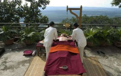 Ananda in the Himalayas spa ss