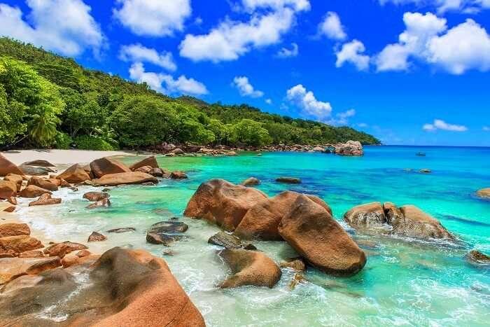 beaches in Seychelles