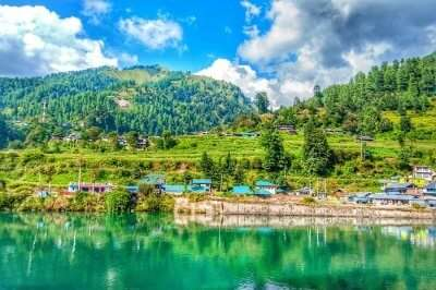Barot Valley Himachal Pradesh