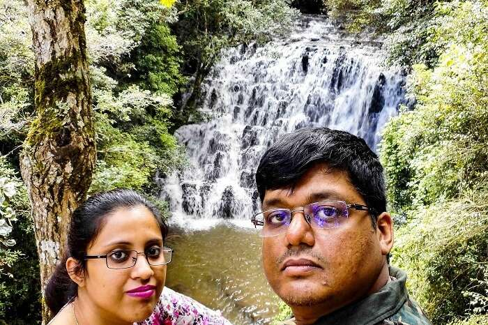 romantic trip to Meghalaya