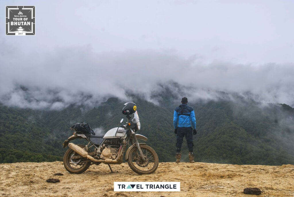 Royal Enfield Bike Trips India Bhutan Road Trip 2017