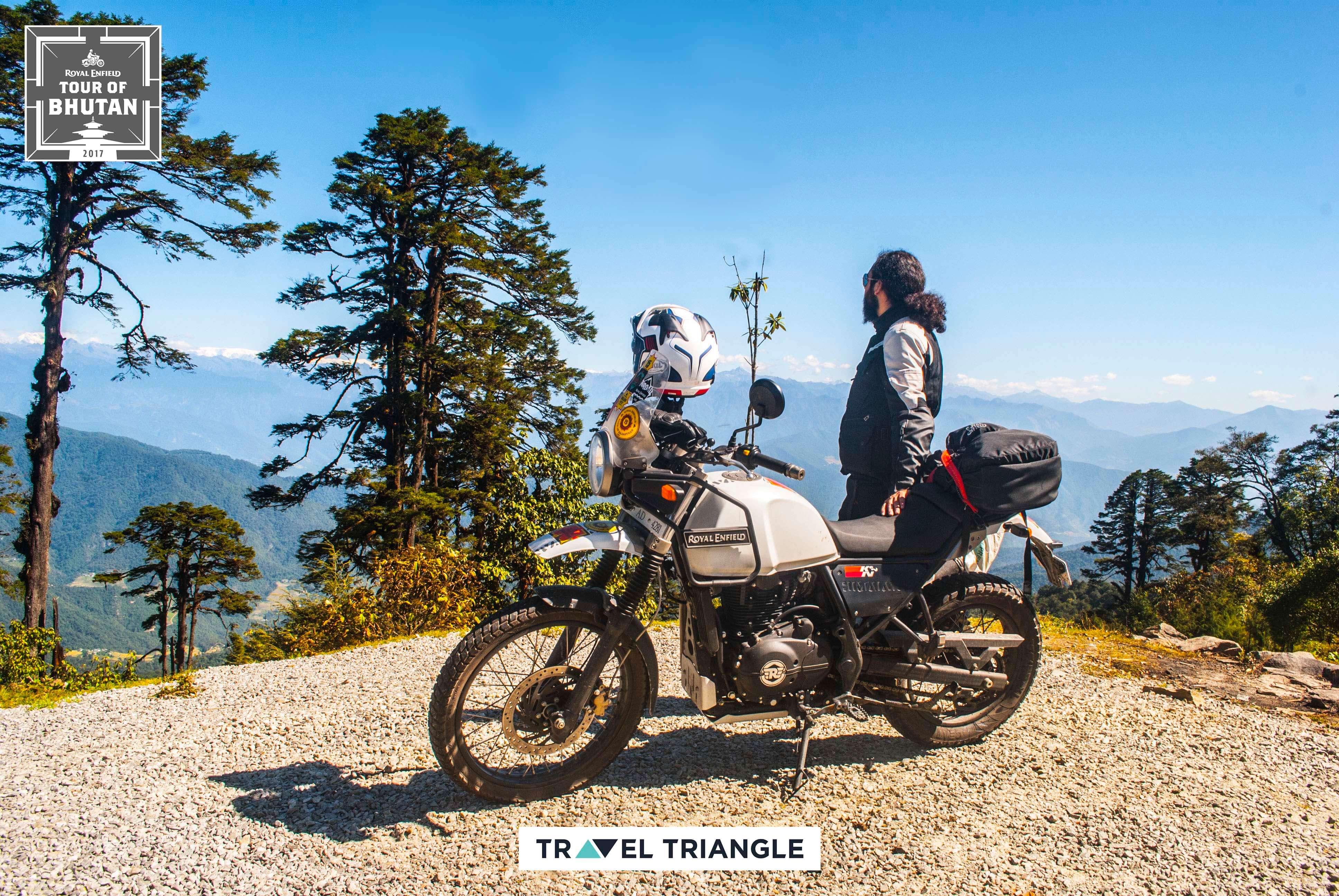 Thimphu to Punakha: looking at the scenic views