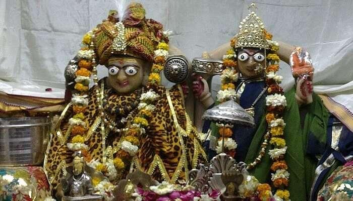 Gauri Shankar Temple In Haridwar