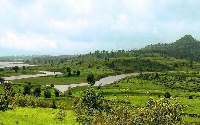 Green fields of Koroli