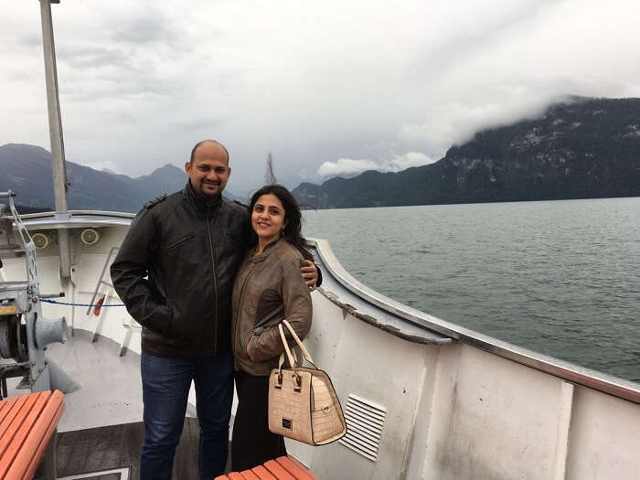 lake cruise in lucerne