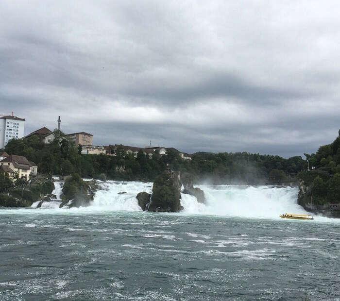 zurich waterfalls