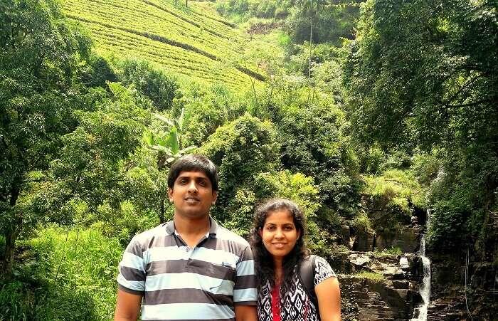 romantic vacation in Sri Lanka
