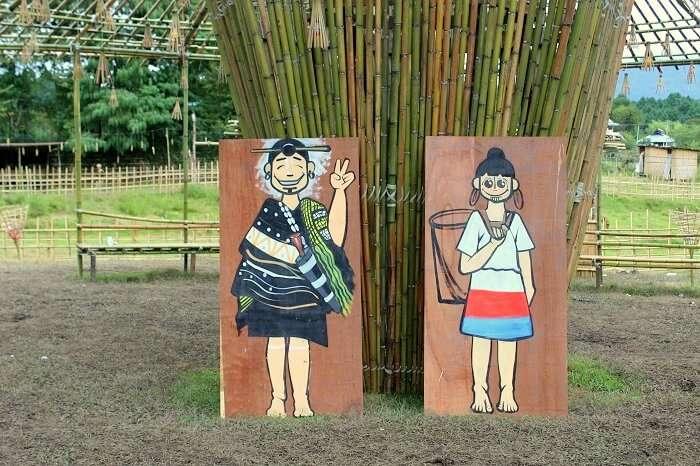 ziro local handmade paintings