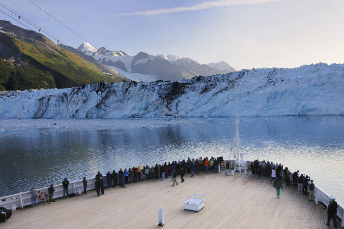 Ideal duration of Alaska Cruise Tours