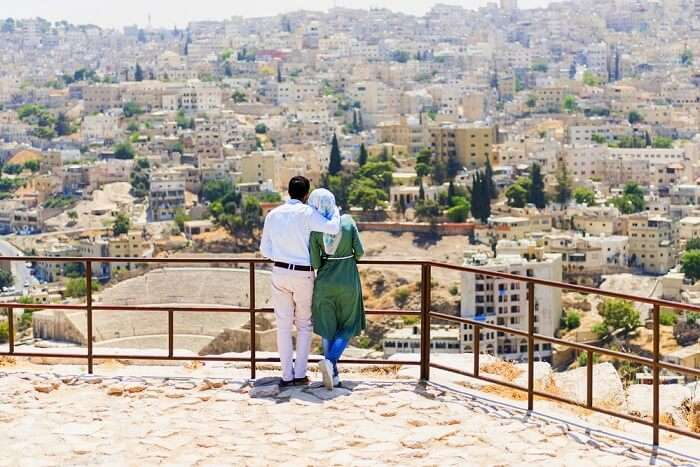 have an unconventional, unique honeymoon experience in Jordan