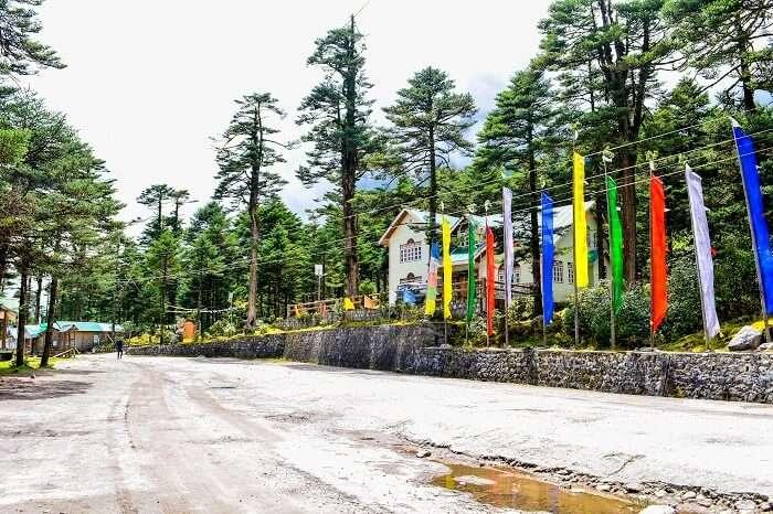 villages in sikkim