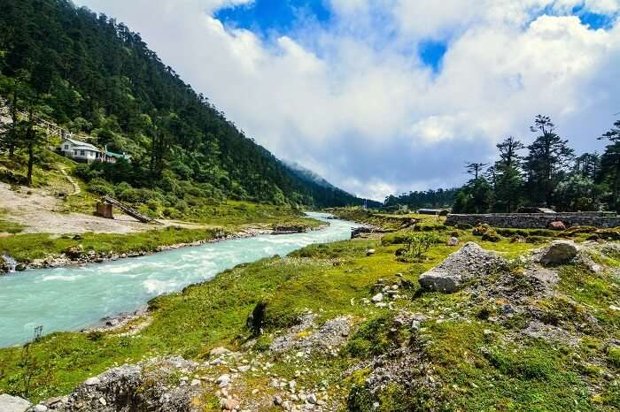 rivers in Sikkim
