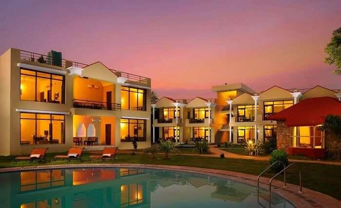 Sariska Tiger Heaven Resort
