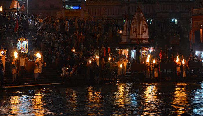 popular attractions near Haridwar