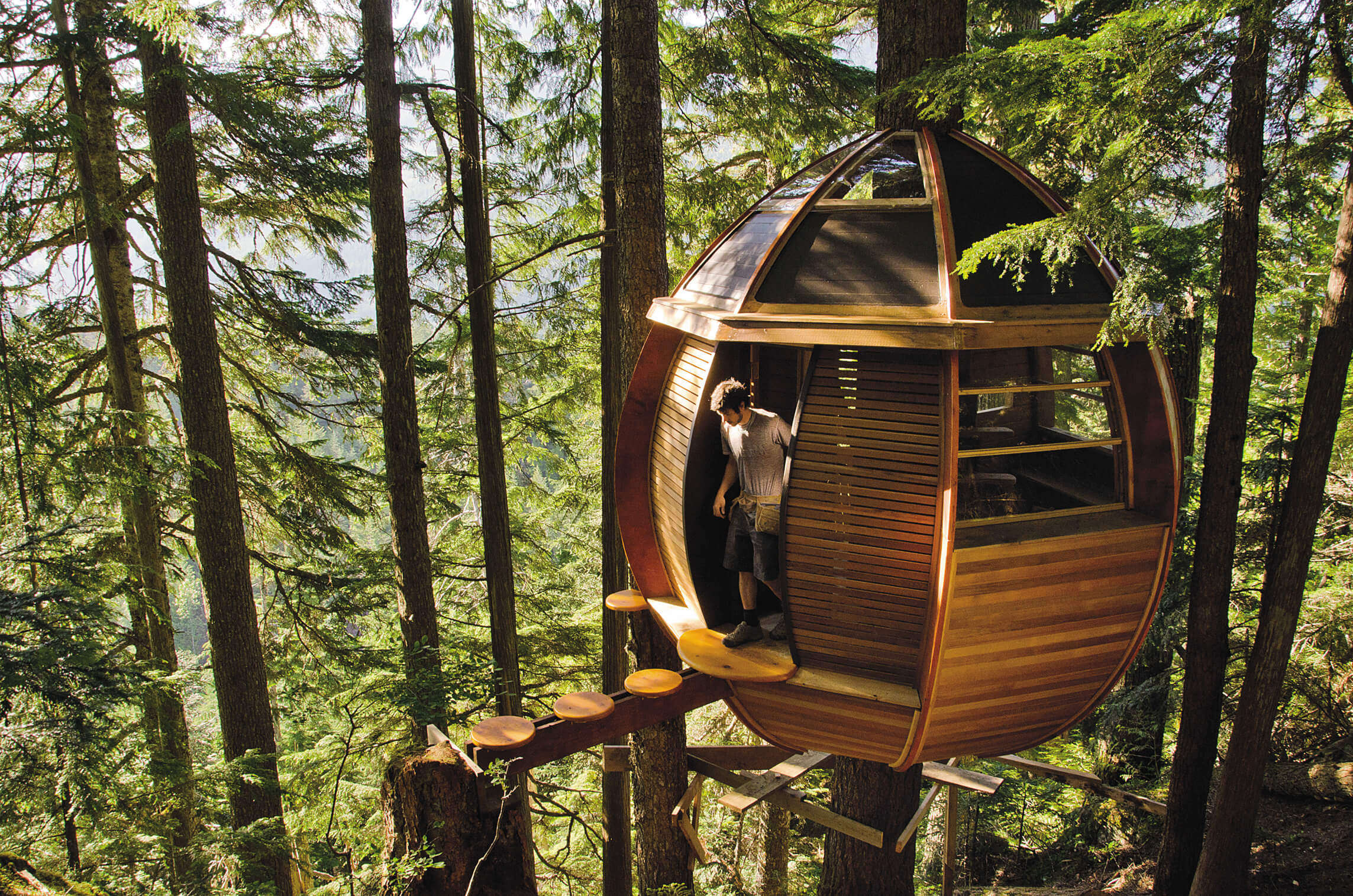 Picture of: 15 Best Treehouses In The World That Make The Dreamiest Stay Ever