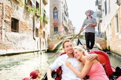 Venice honeymoon