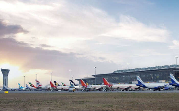 16 Updated Airports In India With Photos That Every Traveler Should Halt At In 2020