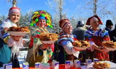 attend food festivals around the world
