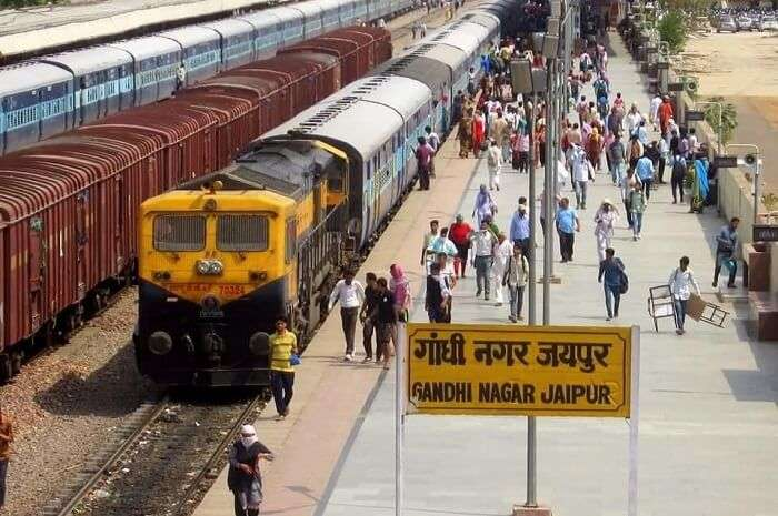 how to reach Sariska in Rajasthan