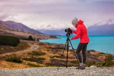 travel photographer camera tripod cover