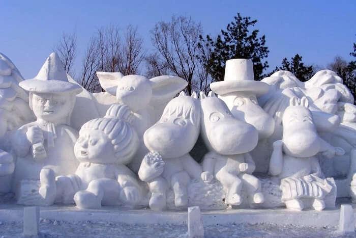 Winter festivals in Greece