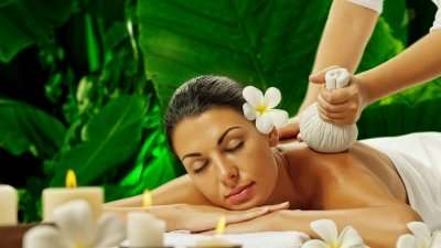 Spa treatment in Colombo