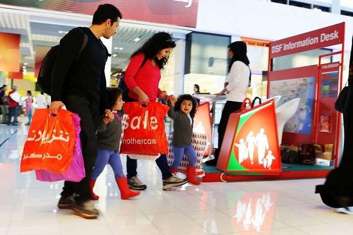 Dubai package for Shopping Festival