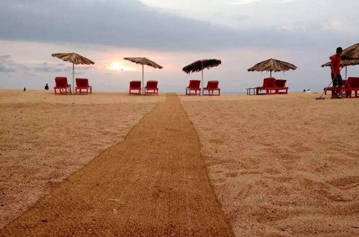 Rudy's Golden Mermaid Beach Shack Goa