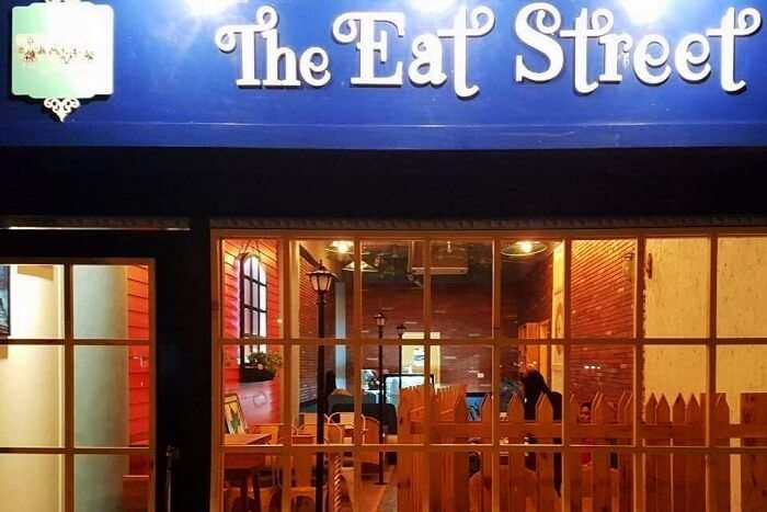 The Eat Street, Panchkula
