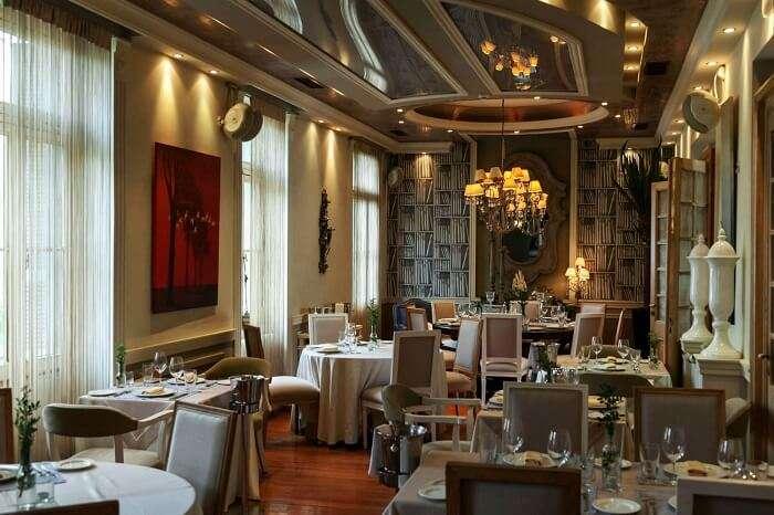 Aleria Restaurant, Greece