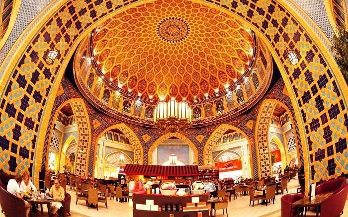 Ibn-e-batuta Mall in Dubai