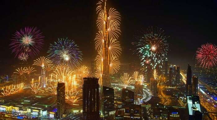 5 Nights 6 Days Dubai New Year And Christmas Package cover